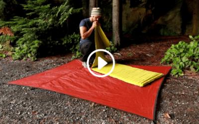 Jak prawidłowo użytkować materace turystyczne NeoAir? – WIDEO